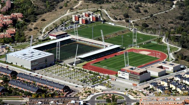Ciudad del Futbol